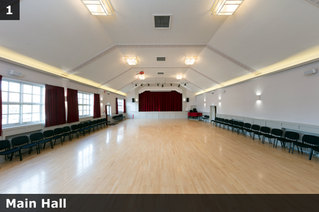 Foakes Hall, Great Dunmow - 1